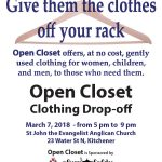 2018 Open Closet donor poster v2
