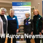 CFUW Aurora-Newmarket