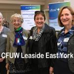 CFUW Leaside East York