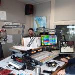 2018 December Cheryl K on the radio