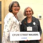 CFUW St Catharines Street Walkers