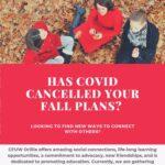 CFUW Orillia Flyer