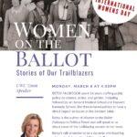 UWC Toronto 2021-03-08 ZOOM Speaker Betsy McGregor